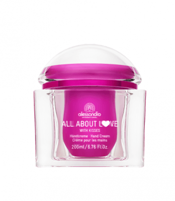 All About Love Handcreme alessandro With Kisses (200ml)