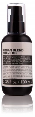LS&B Grooming Argan Shave Oil Bartöl (100ml)