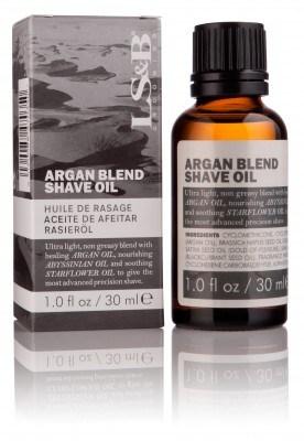 Grooming Argan Shave Oil Bartöl (30ml)
