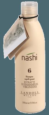 Nashi No. 6 Hamamelis Shampoo (100ml)