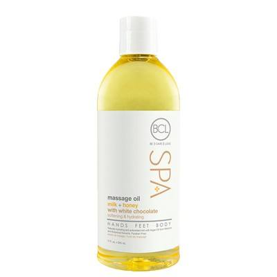 Massage Oil Milk and Honey (355ml)