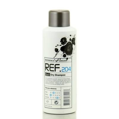 Black Dry Shampoo 204 (200ml)