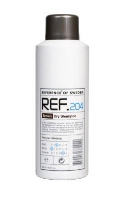 Brown Dry Shampoo 204 (200ml)