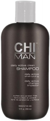 Man daily active shampoo (355ml)
