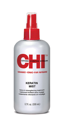 Keratin Mist Leave-in Strengthening Treatment Spray, 355 ml