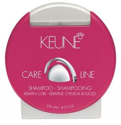 Care Line Keratin Curl Shampoo (250ml)