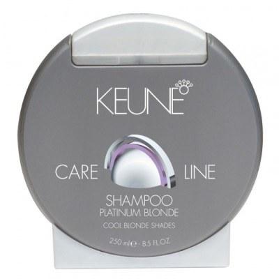 Care Line Platinum Blonde Shampoo (250ml)