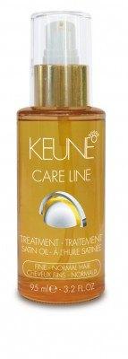 Care Line Satin Oil Treatment für feines & normales Haar (95ml)