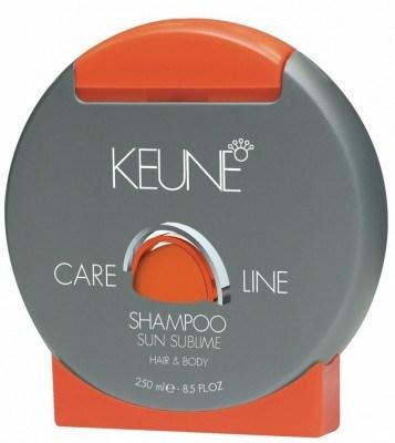 Care Line Sun Sublime Shampoo (250ml)