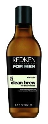 Clean Brew Dark Ale for coarse hair (250ml)