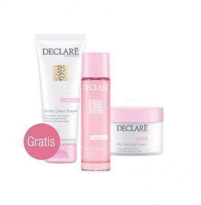 Declaré Body Care Set + gratis Gentle Cream Shower