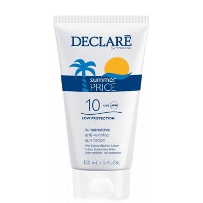 Sun sensitive anti-wrinkle sun lotion SPF 10 (150ml)