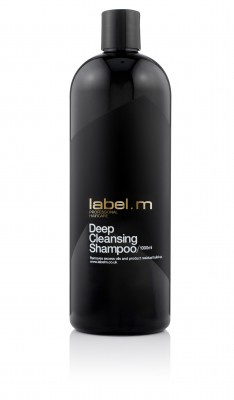 Deep Cleansing Shampoo (1000ml)