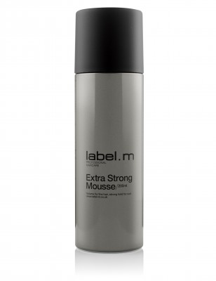 Extra Strong Mousse (200ml)