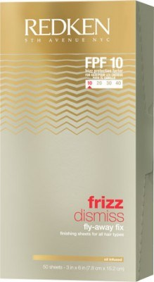 Frizz Dismiss Fly Away Fix
