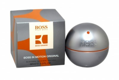 Boss in Motion Original (edt 90ml)