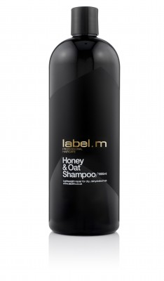 Honey&Oat Shampoo (1000ml)
