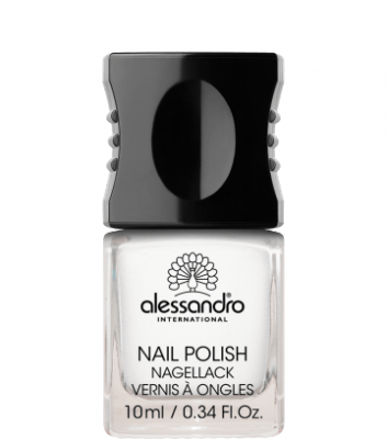 White Honeymoon Nagellack (10ml) alessandro 01