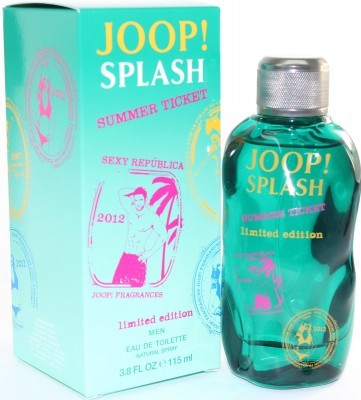 JOOP -Splash summer ticket (edt 115ml)