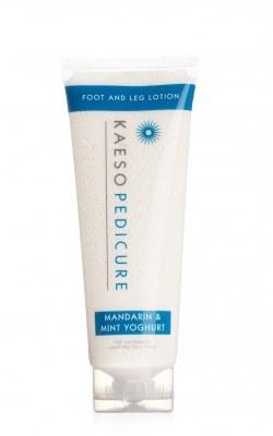 Kaeso Mandarin & Mint Yoghurt Foot & Leg Lotion (250ml)