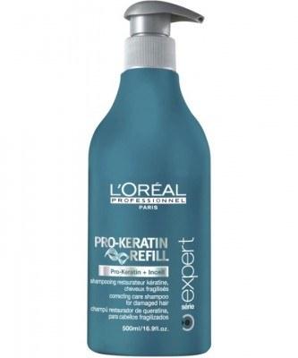 Pro-Keratin Refill Shampoo (500ml)