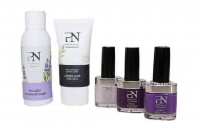 Lavendelzauber ProNails Nagellack Set