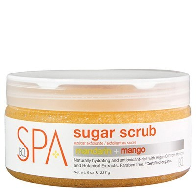 Mandarin and Mango Sugar Scrub (85g)