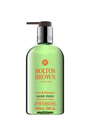 Lime and Patchouli Hand Wash (300ml)