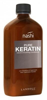Pure Keratin Natural Smoothing Conditioner (500ml), Nashi