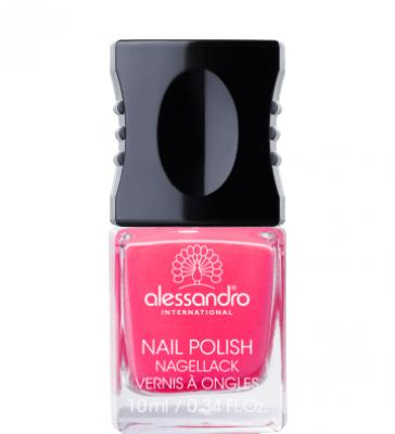 Neon Pink Nagellack (10ml) alessandro 42