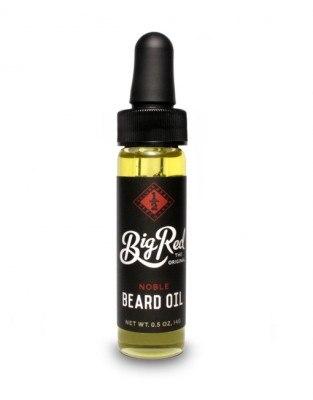 Bartöl Noble Big Red Beard (15ml)
