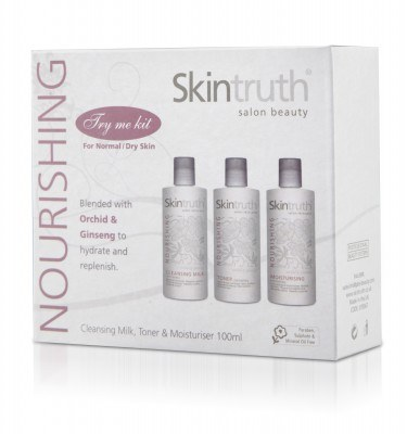 Skintruth Nourishing Try Me Kit (3x100ml)