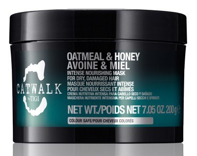 Oatmeal & Honey Intense Nourishing Maske (200ml) Catwalk
