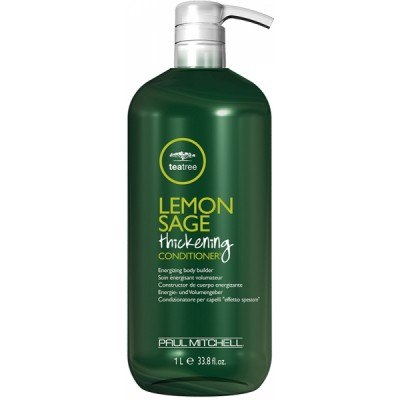 Lemon Sage Thickening Shampoo (1000 ml)