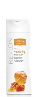 Natural Honey Body Lotion trockene Haut Revlon (400ml)