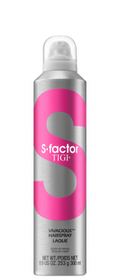 Vivacious Volume Haarspray (371ml) S-factor