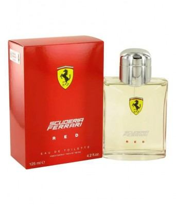 Scuderia Ferrari RED edt (125ml)