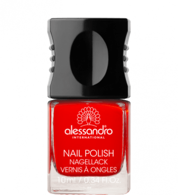 Secret Red Nagellack (10ml) alessandro 27