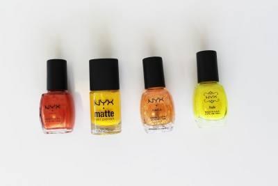 Honigbiene Nagellack Set