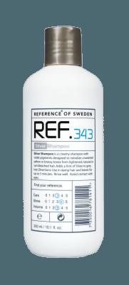 Silver Shampoo 343 (300ml)