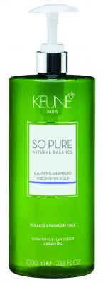 So Pure Calming Shampoo (1000ml)