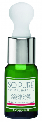 So Pure Color Care Essential Oil (10ml)