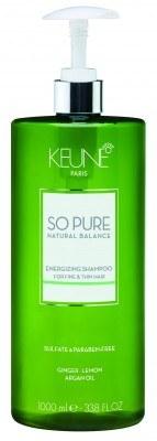 So Pure Energizing Shampoo (1000ml)