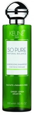 So Pure Energizing Shampoo (250ml)