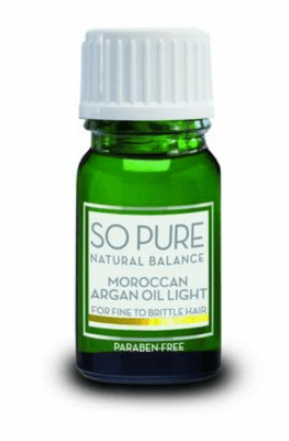 So Pure Moroccan Argan Oil Light (10ml)