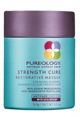 Strength Cure Maske