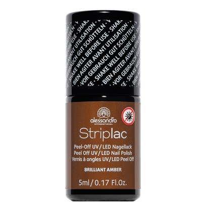 Brilliant Amber Striplac (5ml)