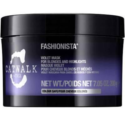 Fashionista Violet Maske (200g)