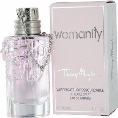 Womanity Eau de Parfum refill - Thierry Mugler (edp 30ml)