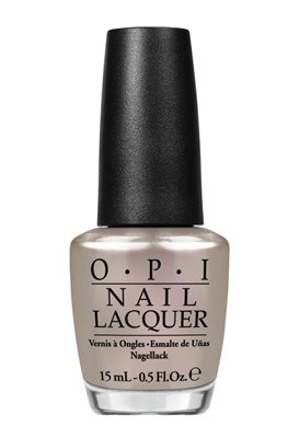 OPI Soft Shades 2015 - This Silver's Mine! (15ml)
